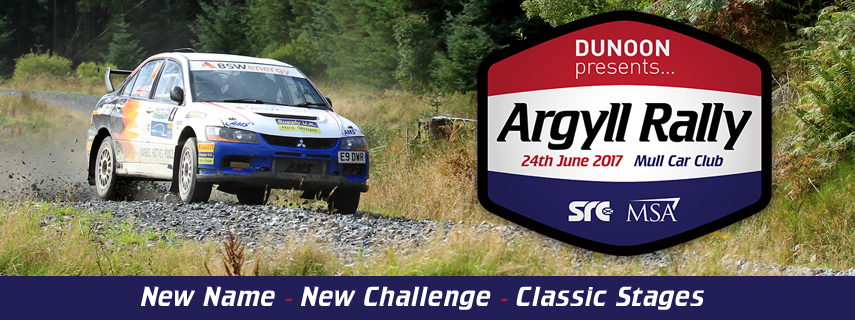 Dunoon Presents Argyll Rally